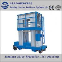 Best Aluminum alloy hydraulic lifting platform for equipment and factory maintenance wholesale