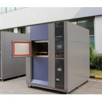 Best CE Marked High and Low Temperature 3-Zone Thermal Shock Testing Chamber wholesale