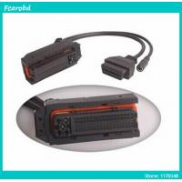 Buy cheap Fcarobd 1pc 81Pin ECU cable OBD F+DC 81pin obd female to DC connector cable from wholesalers