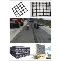 China Plastic soil stabilization geogrid on sale