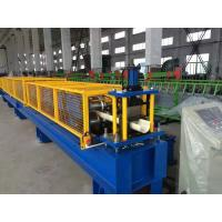 Best Metal Downspout Pipe Roll Forming Machine 0.3-0.8mm Material Thickness wholesale