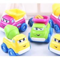 Best 2019 Multi color Hands Pushing inertia toy car inertia toy Good quality Inertia Vehicle Diy toys for kids wholesale