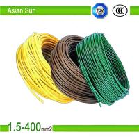 Cheap BV/BVVR/BLVVB/BVR Copper core PVC sheath electric wire power cable /electrical cables and wires for sale