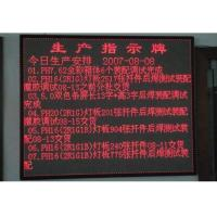 Best JC Outdoor Fixed Led Advertising Screen Board / DIP346 Full Color Led Informational Dispay wholesale