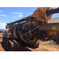 Drilling Diameter 1.3 M Bored Pile Drilling Machine For Borehole Drilling , With CAT 320D Excavator Chassis