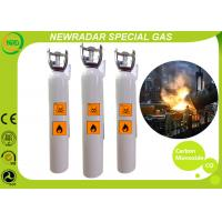 Quality Highly Flammable Electronic Gases 40L Cylinder For Chemical Industry wholesale