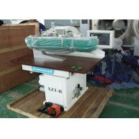 Hot Iron Laundry Steam Press Machine , Commercial Automatic Cloth Ironing