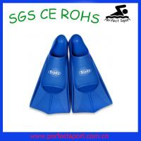 Buy cheap Waterproof Silicone Swimming Diving Fins/ Flippers from wholesalers