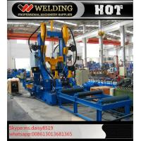 Best Assembly Welding Straightening H Beam Welding Line 3 In 1 High Efficiency for Industrial wholesale