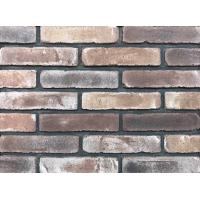 Best Antique Thin Brick Veneer Through Molded / Sintered With Different Colors Mixed wholesale