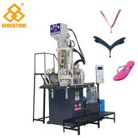 Best Vertical Type 1 Station Slipper flip flop Making Machine With 7.5KW Motor / 2 Years Gurantee wholesale
