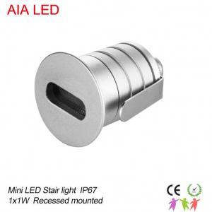 Best 3W CREE LED IP67 waterproof  LED underground light/LED Stair light/Outdoor LED underground lamp wholesale