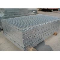 Best 3mm Thickness Galvanized Steel Grating Flat Cooling Towers Gratings wholesale