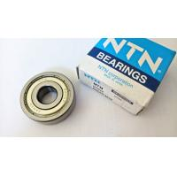 Buy cheap NTN 6200ZZ  deep groove ball bearing use for blender ,folklift  10*30*9mm high speed ,long life bearing from wholesalers