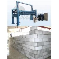 Best Cement Autoclaved Aerated Concrete Production Line AAC Block Making Plant wholesale