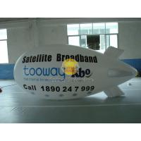Best Waterproof Helium Zeppelin / Blimp Balloon with UV Protected Printing for Political events wholesale