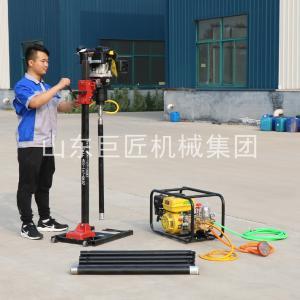 Best BXZ-2L earth portable line boring drill core drilling machine for sale wholesale