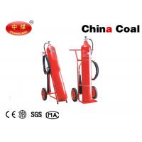Best CO2 Trolley Fire Extinguisher Safety Protection Equipment Carbon Dioxide Extinguishers for Home wholesale