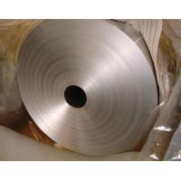 Buy cheap Container prelubricated aluminium foil roll 8006 H24 food contact standard from wholesalers