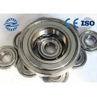 Best High Precision Ball Bearings , Miniature Ball Bearings 6005Z For Bearing Radial Load wholesale