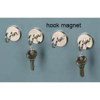 Buy cheap Wholesale Round Magnetic Ceiling Hook D25mm With White Paint from wholesalers