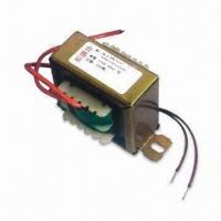 Cheap DB Series EI Type Power Transformer with 240V AC Input Voltage, Measures 85.0 x 56.0 x 51.0mm for sale