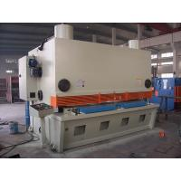 Best Foot Operated Guillotine For Metal Cutting , Mechanical Guillotine Shear wholesale