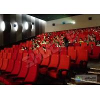 Best Futuristic Vibration Sound 4D Cinema System With Electric Motion SV Chair wholesale