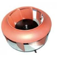 Best 133mm X 91mm DC Centrifugal Fan With Backward Curved Impellers For Ventilation wholesale