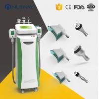 Best CE / FDA approved fat freeze,skin rejuvenation,wrinkle removal five handles cryolipolysis slimming machine wholesale