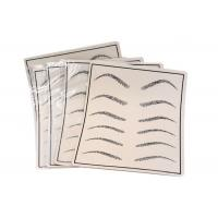 Best Gray Two Sides Available Eyebrow Line Permanent Makeup Practice Skin wholesale