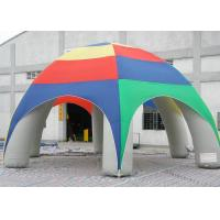 Best Mix Colored Outdoor PVC Inflatable Tent Easily Inflated Party Cube Marquee wholesale