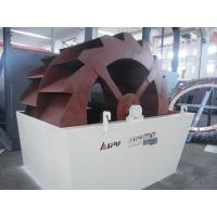 Best 35-120 TPH Capacity Sand Washing Machine In Sand Making Industry 7.5kW wholesale