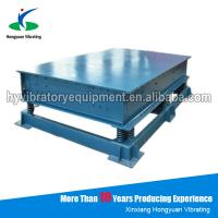 Best ZDP series lab Concrete Vibrating Table wholesale