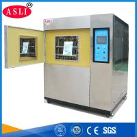 Best Two Rooms High - Low Temperature Impact Equipment / Thermal Shock Test Chamber wholesale