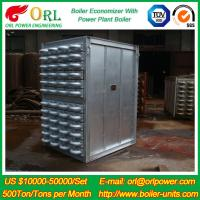 Best Natural Gas Industry CFB Boiler Finned Tube Petroleum Economizer In Power Plant wholesale