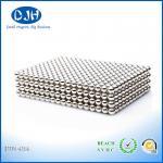 Best NdFeB Materials Custom Neodymium Magnets N35 Bright Silver Diameter 1 - 50 MM wholesale
