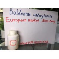 Best 99%pure Legal Injectable Steroids Boldenone undecylenate Safe clearance wholesale