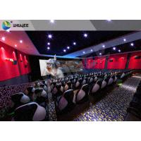 Best Superduty Dynamic Cinema Virsual Feast 9D Movie Theater Simulator For Arcade wholesale