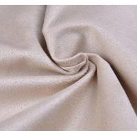 China Printed knitting suede fabric cheap Sales promotion for garments and home textiles on sale