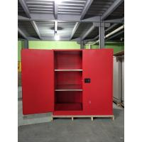 Best Explosion Proof Chemical Safety Storage Cabinets 45 Gallon For Industry Paint And Inks wholesale