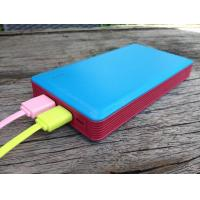 Best Green / Pink Dual USB Power Bank 13200mah Emergency External Battery Pack wholesale