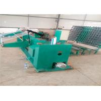 Best Poultry Farms Hhexagonal Wire Netting Machine , Wire Mesh Knitting Machines wholesale