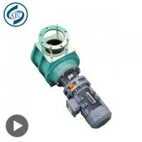 Best Airlock / Rotary Valve Airlock For Feed Processing Equipment CE Certification wholesale