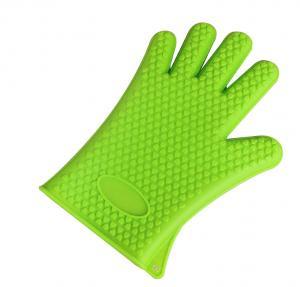 Best silicone oven glove heat resistant kitchen silicone glove wholesale