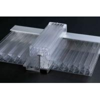Cheap 10 Years Guarantee Lexan Corrugated Panels , Bayer Makrolon Polycarbonate Sheet for sale