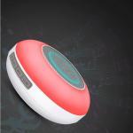 3W Metal Wireless Bluetooth Speakers Outdoor IPX5 Waterproof Sound Box LED