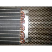 Quality Copper tube and al fin evaporator for agricultural vehicle wholesale