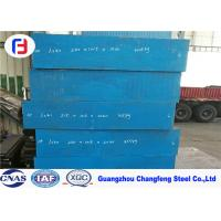 Best Plastic Mold Hot Rolled Alloy Steel Plate / Flat Bar 1.2311 P20 Grades wholesale