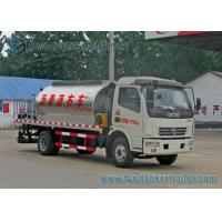 Quality Dongfeng Duolika 4X2 Bitumen bitumen trailer 2 Axles 7760X 2500X 2880 mm wholesale